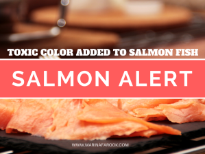 Cooking Salmon Guide Presentation