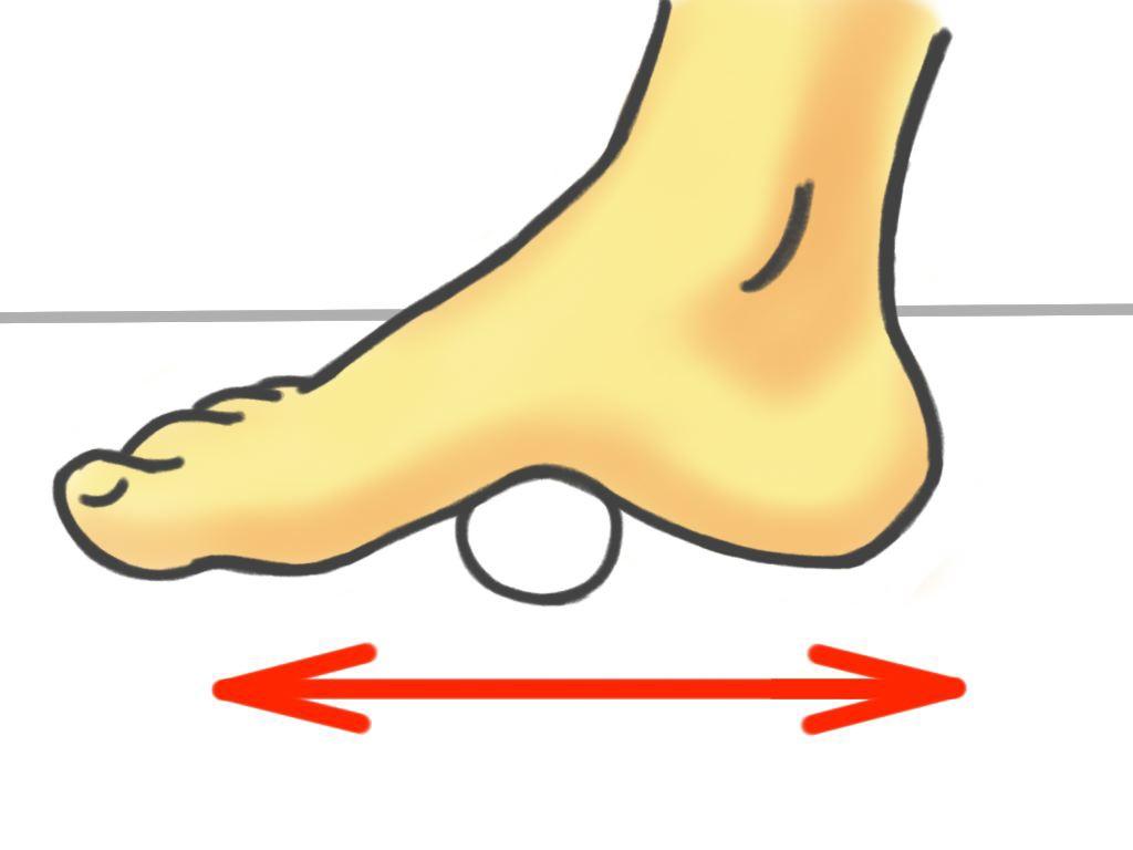 Ball Roll Feet Massage – Marina Farook